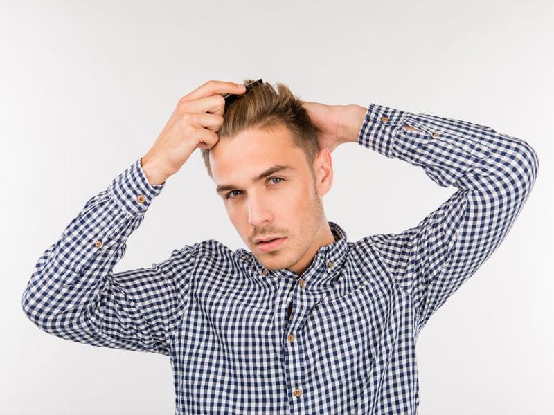 کاشت مو به روش AMT
